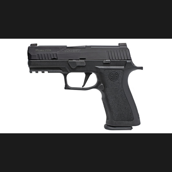 P320 X-CARRY PISTOL